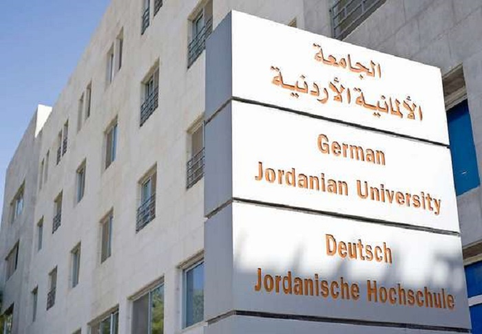 German Jordanian University - Madaba